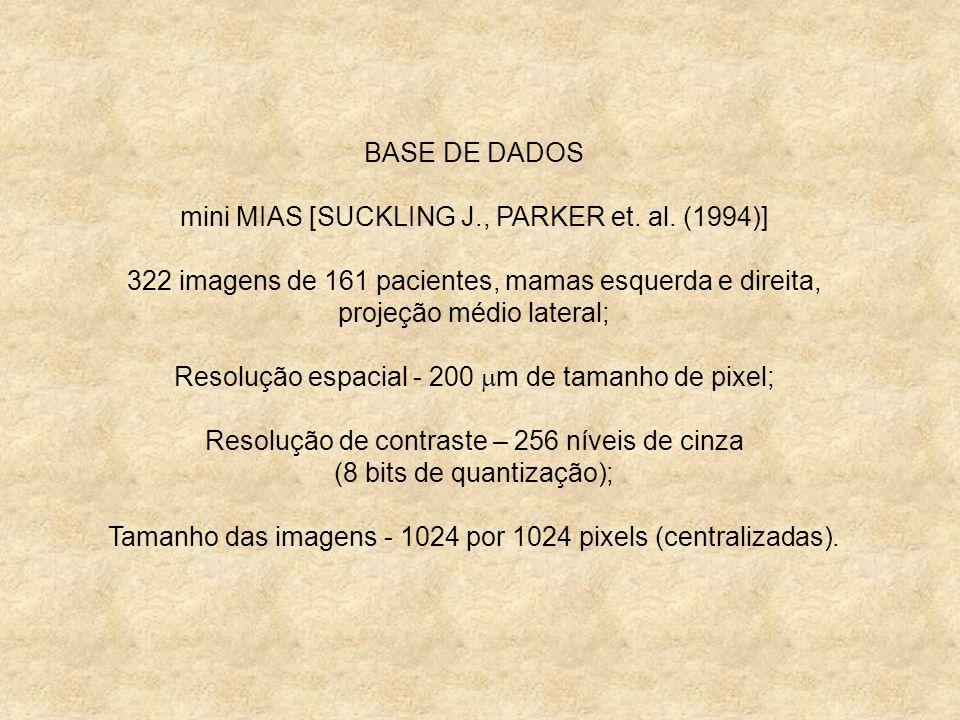 mini MIAS [SUCKLING J., PARKER et. al. (1994)]